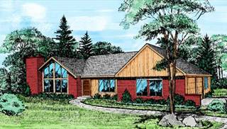 image of EVERGREEN House Plan
