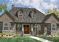 Remarkable House Plans Home Plans From Better Homes And Gardens Largest Home Design Picture Inspirations Pitcheantrous