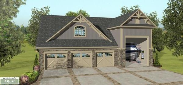The Archstone Carriage House House Plan
