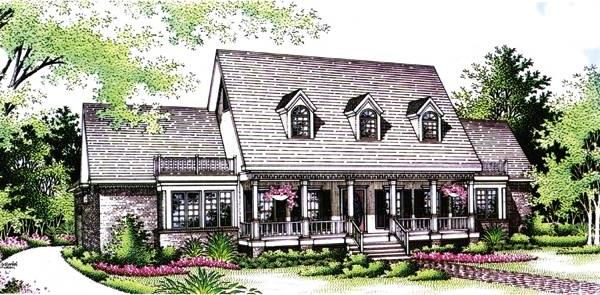 Ellington-2307 House Plan