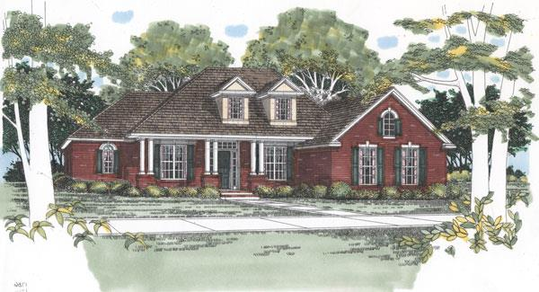 The Boone House Plan