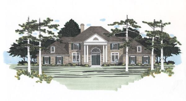 The Potomac House Plan