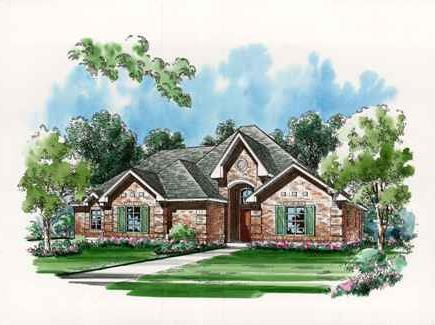 BROHAMINGTON II House Plan
