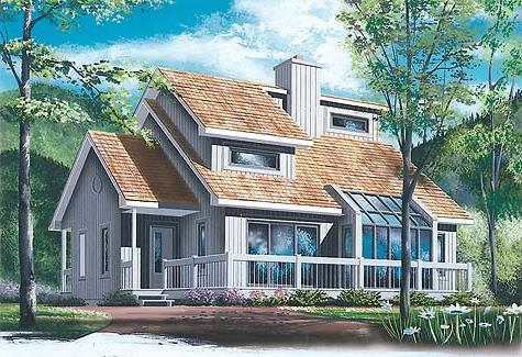 Pinehurst House Plan