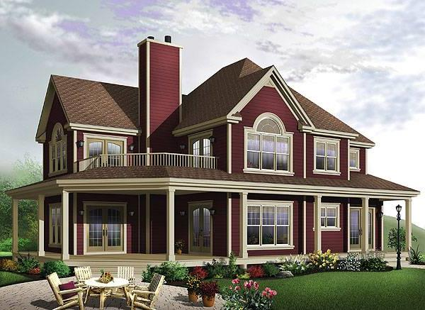 The Heritage 3 House Plan