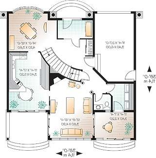 First level image of Featured House Plan: BHG - 3266