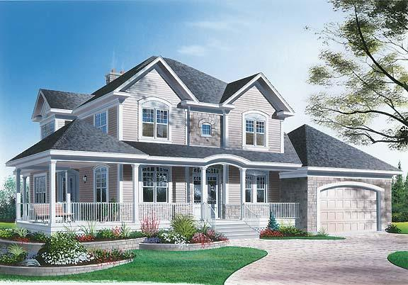 The Beechwood House Plan