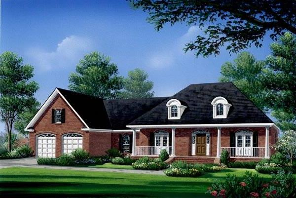 The Hillsdale House Plan