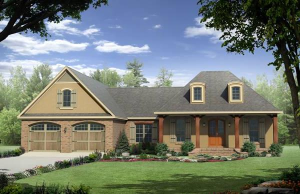 The Meadowbrook House Plan
