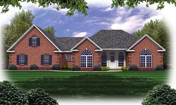 The Cherry Creek House Plan