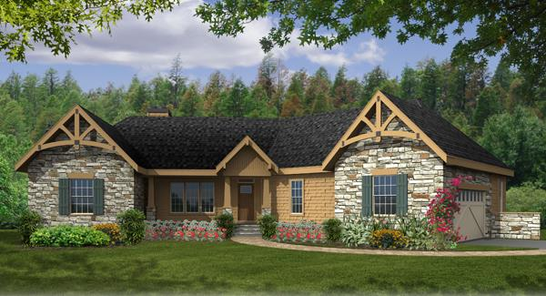 GREENSBORO III-C House Plan