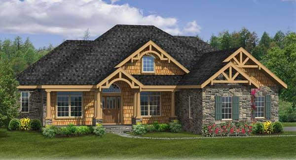 STURBRIDGE II-C House Plan