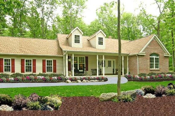 Front Photo image of Featured House Plan: BHG - 3698
