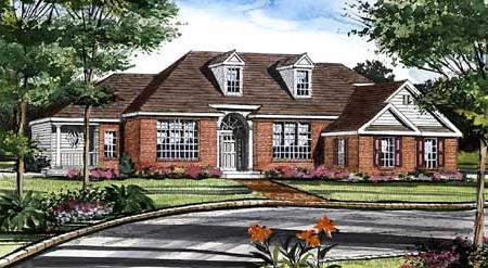 BAINBRIDGE House Plan