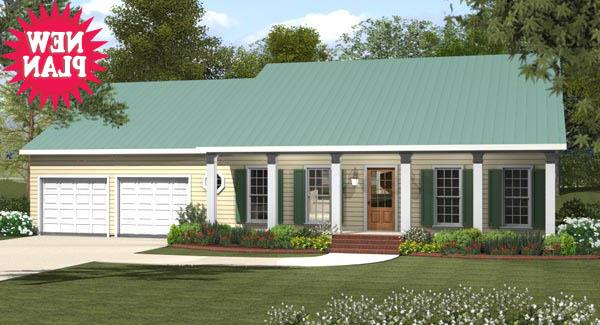 Cottageville House Plan