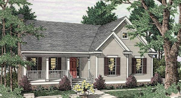 Northampton House Plan