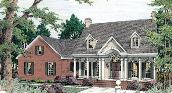 Northborough House Plan